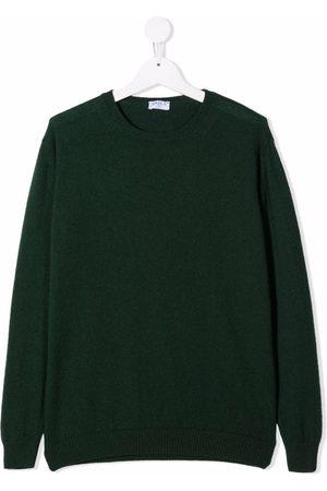 SIOLA Crew-neck cashmere jumper