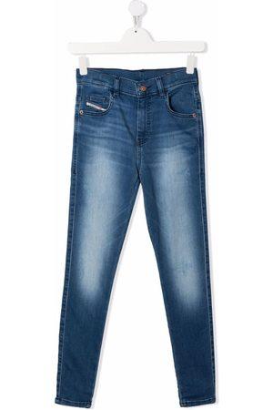 Diesel TEEN slim-cut denim jeans