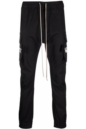 Rick Owens Mastodon cargo trousers