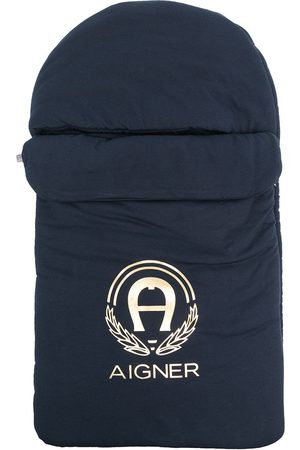 Aigner Logo-print sleep bag