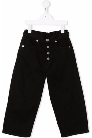 MM6 KIDS Slim-cut denim jeans