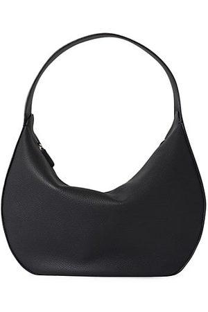 The Row Allie Leather Shoulder Bag