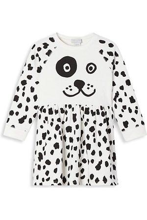 Stella McCartney Kids Girls Sweatshirts - Little Girl's & Girl's Dalmation Sweatshirt Dress