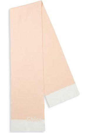 Chloé Girls Scarves - Girl's Logo Knit Scarf