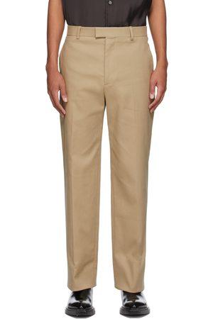 Bottega Veneta Gabardine Trousers