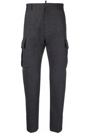 Dsquared2 Felt tapered trousers