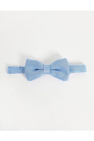 Devils Advocate Men Bow Ties - Knitted bow tie