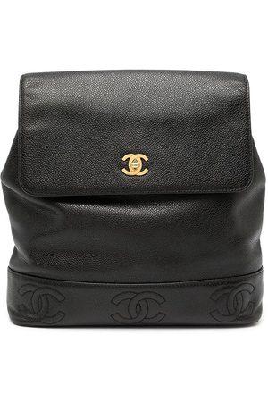 CHANEL 1997 Triple CC backpack