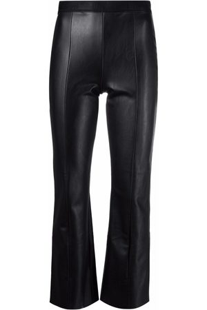 Wolford Jenna faux-leather trousers