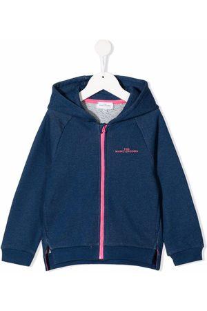 The Marc Jacobs Girls Hoodies - Logo-print cotton hoodie