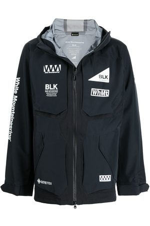 WHITE MOUNTAINEERING GORE-TEX® hooded parka
