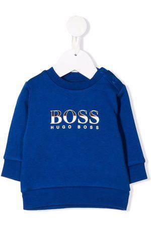 HUGO BOSS Logo print sweatshirt