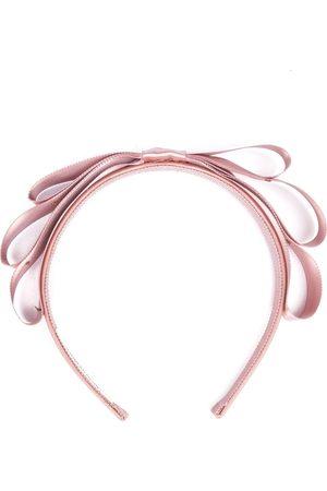Jennifer Behr Leah bow-detail headband