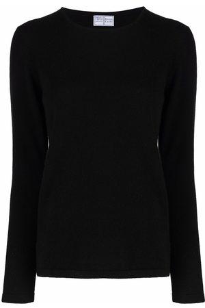 FEDELI Crew-neck cashmere jumper