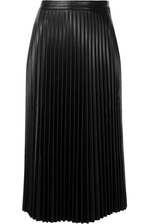 PROENZA SCHOULER WHITE LABEL Women Pleated Skirts - High-waisted pleated skirt