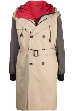 Dsquared2 Layered trench coat