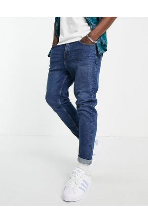 New Look Tapered jeans in mid