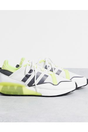 adidas Originals ZX 2K Boost Pure trainers in