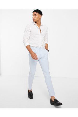 ASOS DESIGN Super skinny suit trousers in pastel