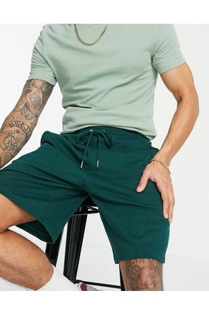ASOS DESIGN Co-ord oversized jersey shorts in