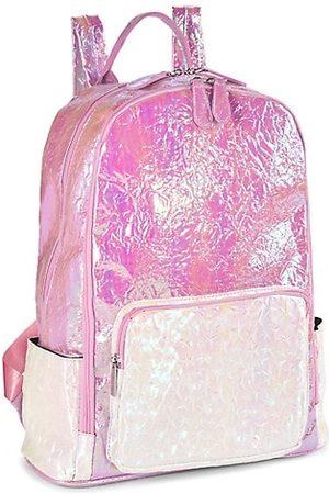 Bari Lynn Mixed Media Backpack Exclusive