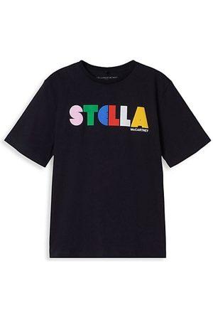 Stella McCartney Little Girl's & Girl's Bold Logo T-Shirt