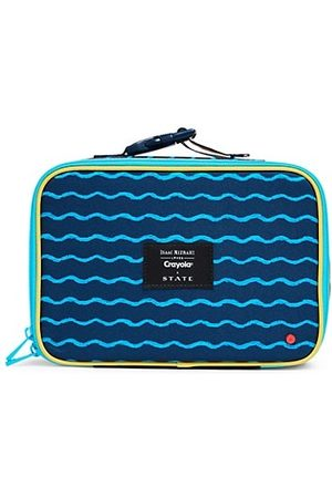 State Bags Bags - State x Isaac Mizrahi Love Crayola Rodgers Wave Lunchbox