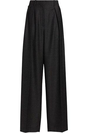 The Row Marcelina Virgin Wool Pants