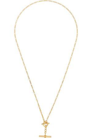 Bottega Veneta Chain Toggle Necklace