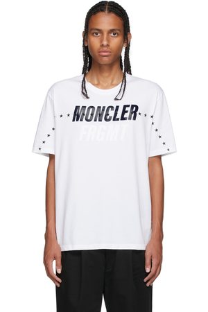 Moncler Genius 7 Moncler FRGMT Hiroshi Fujiwara Oversized T-Shirt