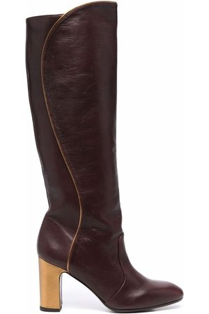 Chie Mihara Eian knee-high leather boots