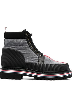 Thom Browne All Terrain lace-up ankle boots
