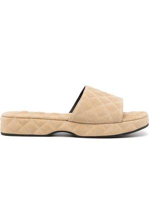 BY FAR Lilo sandals