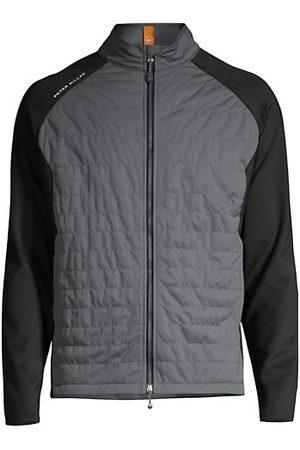 Peter Millar Men Parkas - Hyperlight Merge Hybrid Quilted Jacket