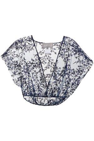 Amsale Women Boleros - Sequined Lace Bolero