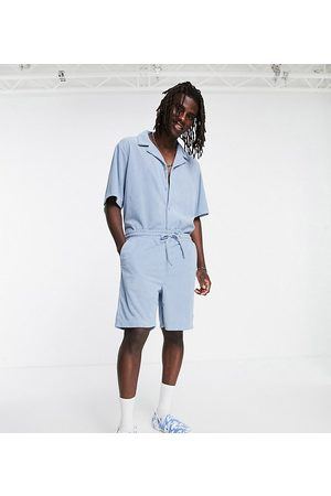 Reclaimed Inspired cord short co-ord in baby