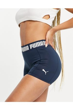 PUMA Training strong 5 inch shorts in navy