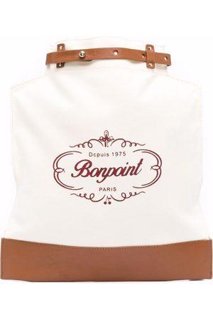 BONPOINT Girls Bags - Logo-print bag