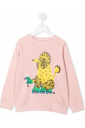 Stella McCartney Skating dog print sweatshirt