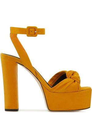 Giuseppe Zanotti Betty Knot platform sandals