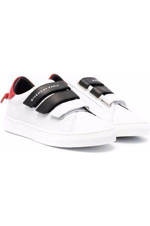 Givenchy Logo-strap low-top sneakers