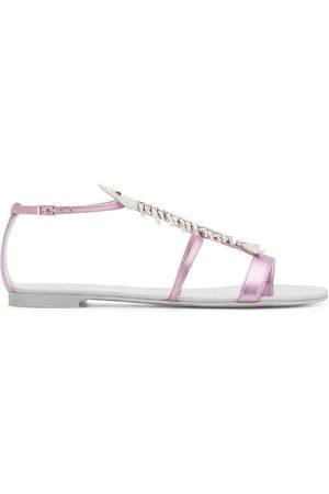 Giuseppe Zanotti Women Sandals - Slim open-toe sandals