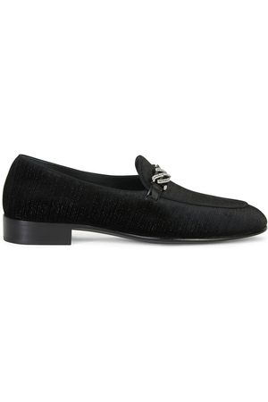 Giuseppe Zanotti Men Loafers - Rudolph New chain-link loafers