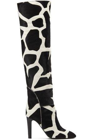Giuseppe Zanotti Women Boots - Hattie 105mm thigh-high boots