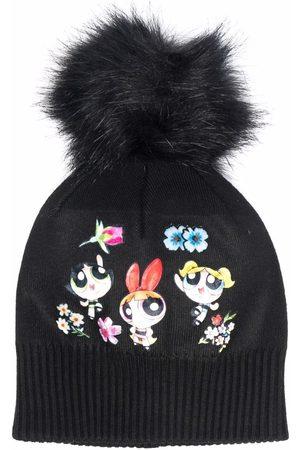 MONNALISA Girls Hats - Powerpuff Girls bobble hat