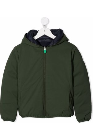save the duck Zipped hooded jacket