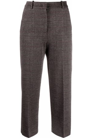 Pinko Prince of Wales-check trousers