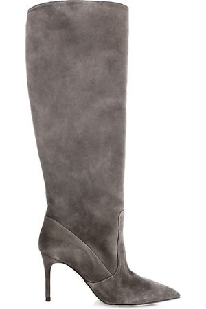 L'Agence Lena Tall Suede Boot
