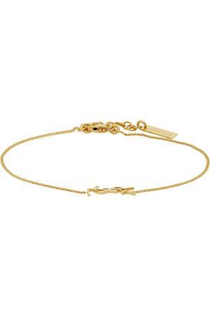 Saint Laurent Logo Chain Bracelet