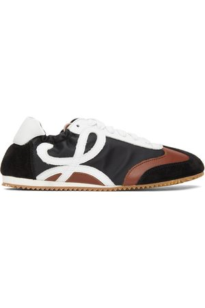 Loewe & Brown Ballet Runner Sneakers